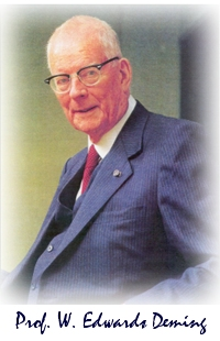 Dr. Deming: Joy at Work, Happiness, & the High Performance Organization