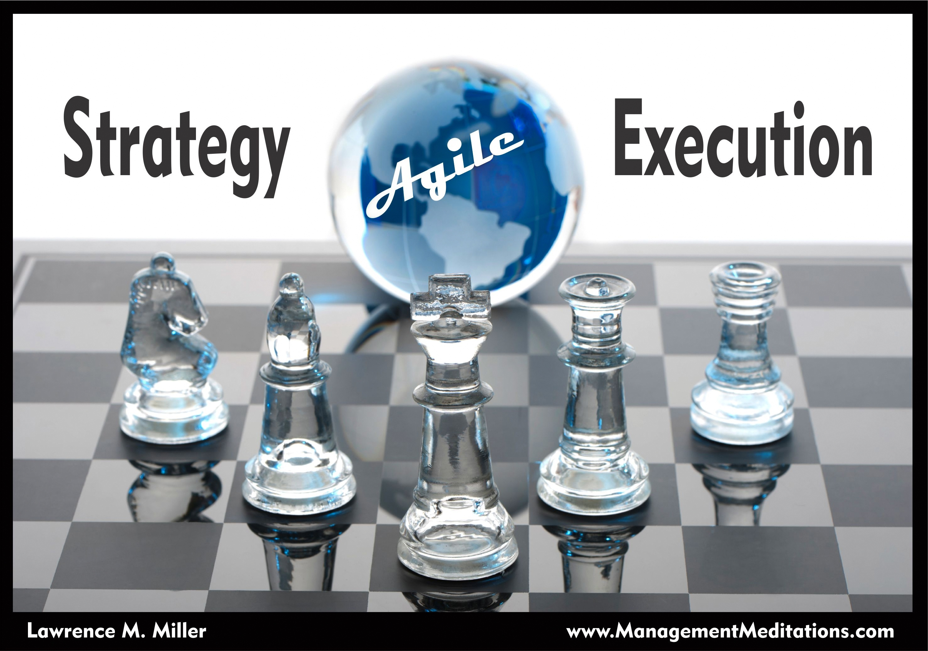 My latest comprehensive course on executing strategy. Now for only $45
