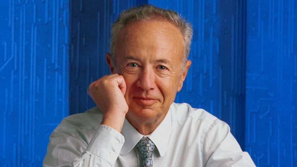 Intel CEO, Andy Grove