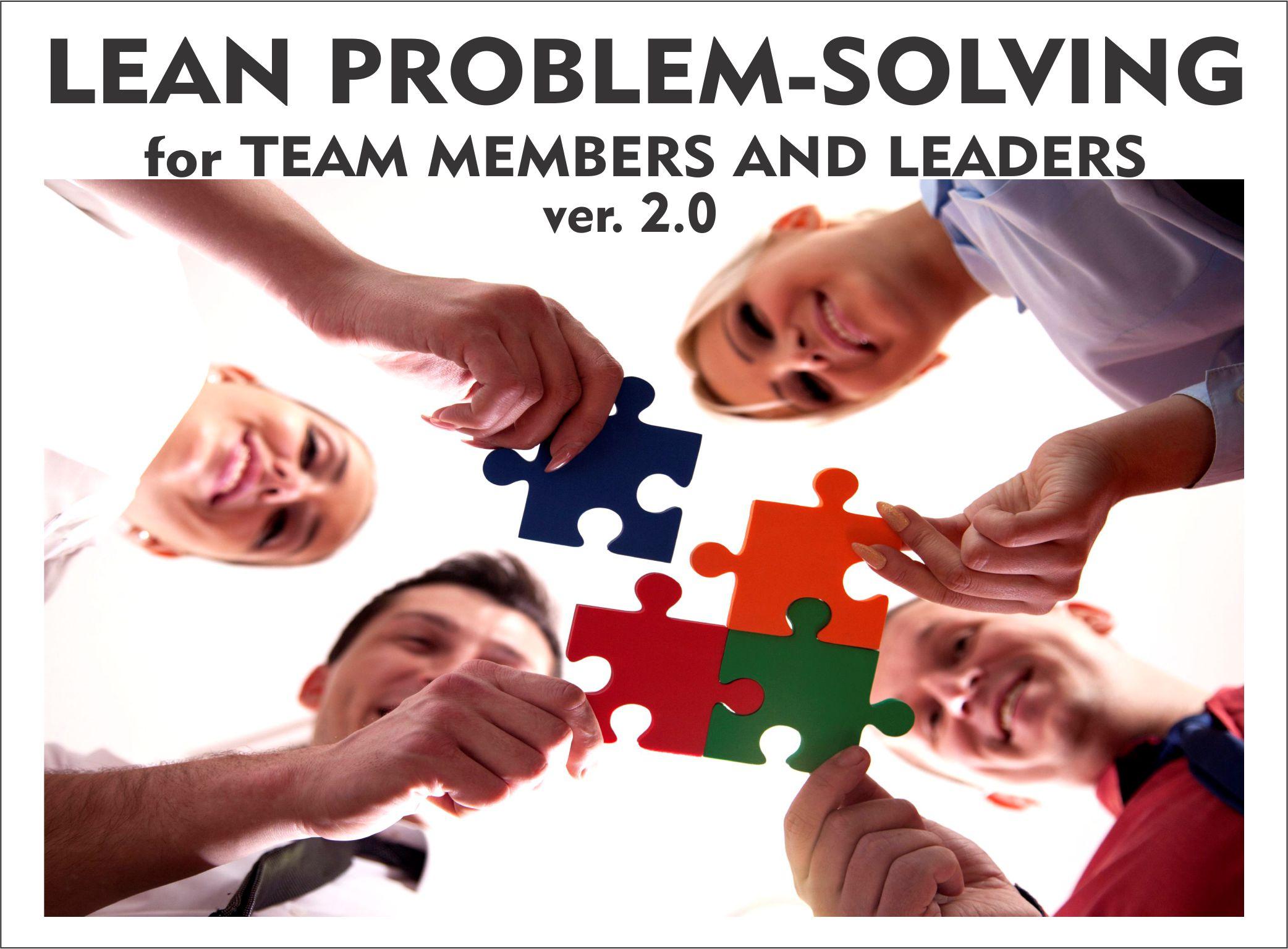 Lean Problem-Solving