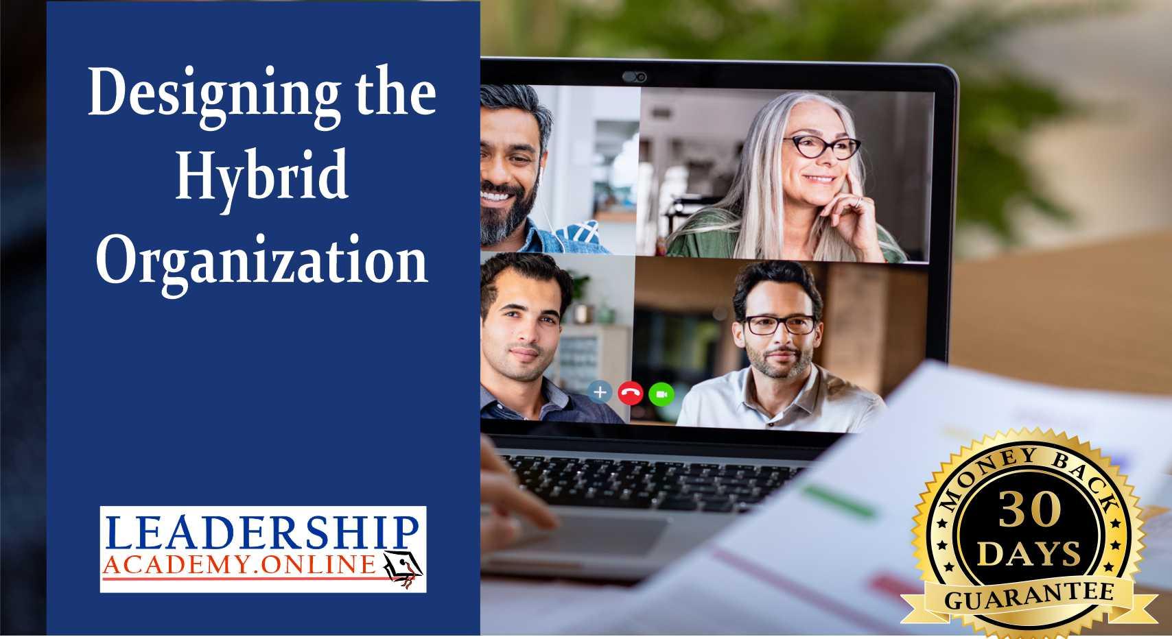 Designing the Hybrid Organization